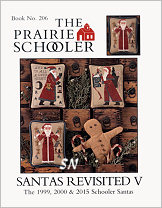 Santas Revisited V #206 Reprint from  Prairie Schooler -- click to see more