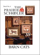 #6 Barn Cats Reprint from Prairie Schooler -- click to see more