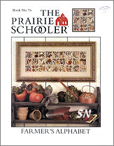#76 Farmers Alphabet reprint from  Prairie Schooler -- click to see more