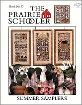 #77 Summer Samplers Reprint from Prairie Schooler -- click to see more