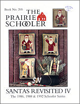 Santas Revisited IV #205 Reprint from  Prairie Schooler -- click to see more