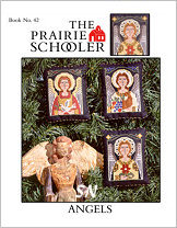 #42 Angels from  Prairie Schooler -- click to see more