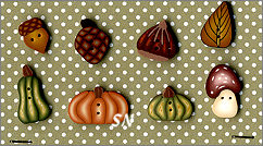 PuntiniPuntini Autumn Buttons - click to see more