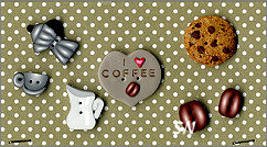 PuntiniPuntini Coffee Time Buttons - click to see more