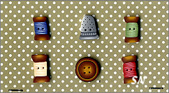PuntiniPuntini Sewing Buttons - click to see more