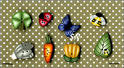 PuntiniPuntini Spring Buttons - click to see more