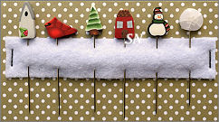 PuntiniPuntini Winter Pins - click to see more