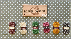 PuntiniPuntini Wool Buttons - click to see more