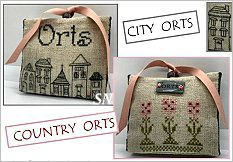 City Orts Country Orts by The Purple Thread - click to see more