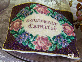 Souvenir d' Amitie Kit by Reflets de Soie -- click to see more!