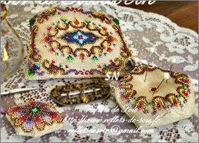 Tresor d' Elizabeth Kit by Reflets de Soie -- click to see more!