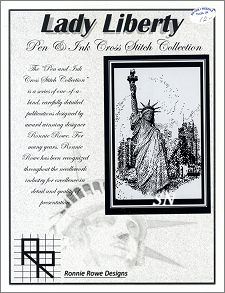 Lady Liberty from Ronnie Rowe - click for more