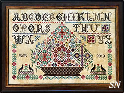 Grayfriar's Sampler from Rosewood Manor - click for more