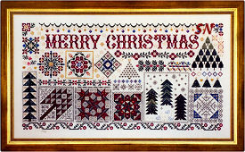 Christmas Quilts from Rosewood Manor - click for more