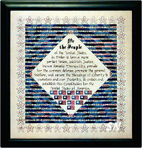 Patriotic Quilt from Rosewood Manor - click for more