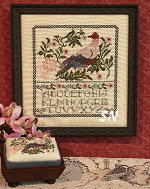 Peaceful Dove from Rosewood Manor - click for more