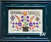 Spring Thread Kit from Rosewood Manor - click for more