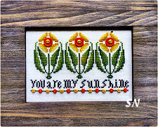Sunshine Button Kit from Rosewood Manor - click for more