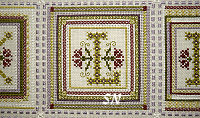 Trip Around The World Quilt from Rosewood Manor - click for more