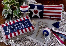 4th Of July Pillow by Rovaris of Italy! - click to see more