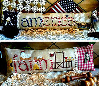 America and Farm by Rovaris of Italy - click to see more