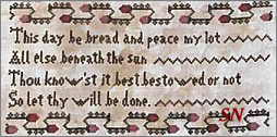 Jenny Bean's The Parlor part 5 Verse from Shakespeare's Peddler - click to see more