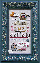 Official Crazy Cat Lady from Raise the Roof - click to see more