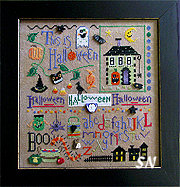 This Is Halloween Sampler from Raise the Roof - click to see more