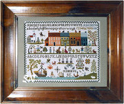New England Sampler from The Sampler Company -- click to see more