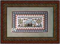 Puritan Sampler from The Sampler Company -- click to see more