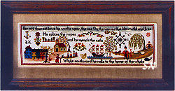 The Sailor's Wife from The Sampler Company -- click to see more