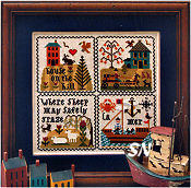 Sampler Musings from The Sampler Company - click for more