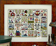 A Sampler Story from The Sampler Company -- click to see more