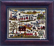 Over The Hills Sampler from Brenda Keyes - click to see more