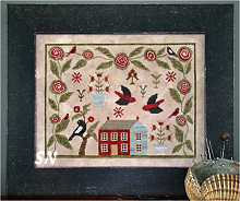 Bird Song from Samplers Not Forgotten - click to see more
