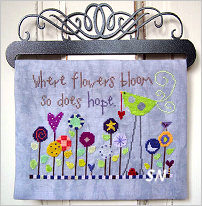 Hope Blooms from SamSarah Design Studio
