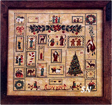 Advent Sampler by Sara Guermani - click for more