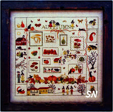 Autumn Sampler by Sara Guermani - click for more