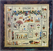 Spring Sampler by Sara Guermani - click for more
