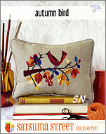 Autumn Bird from Satsuma Street - click for more