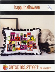 Happy Halloween by Satsuma Street - click for more
