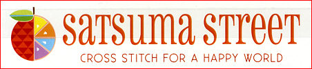 Cross stitch from Satsuma Street