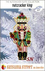 Nutcracker King Kit by Satsuma Street - click for more