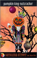 Pumpkin King Nutcracker Kit by Satsuma Street - click for more