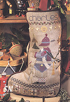 Charles: The Stocking by Shepherd's Bush
