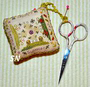 Shepherd's Bush All Seasons Scissor Fob Kit -- click for more