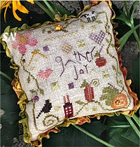 Gather Joy Pin Cushion from Shepherd's Bush - click to see more