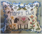 Happy Ewe Kit from Shepherd's Bush - click to see more