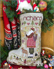 Richard's Stocking from Shepherd's Bush - click for a larger view