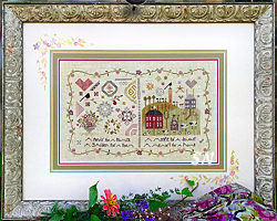 Road to Paris Sampler Kit from Shepherd's Bush - click to see more